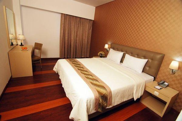 Hotel Arjuna Yogyakarta - Kamar tidur
