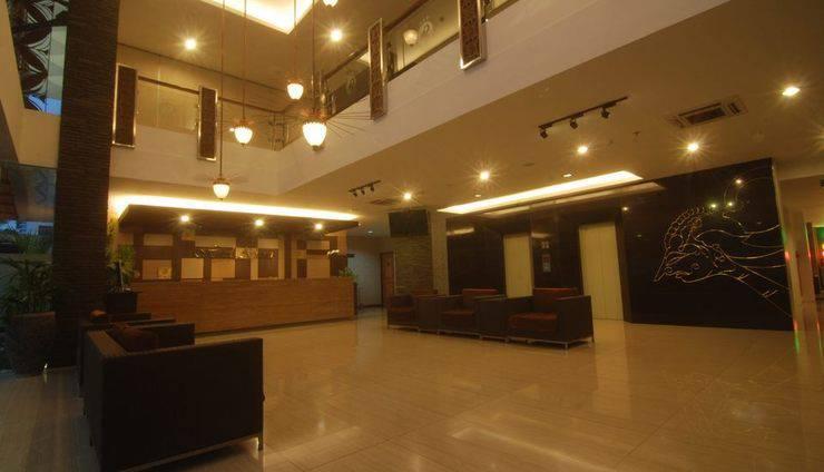Hotel Arjuna Yogyakarta - Lobi