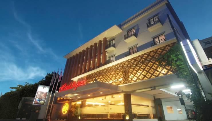 Hotel Arjuna Yogyakarta - Hotel Tampak Depan