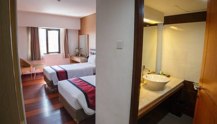Hotel Arjuna Yogyakarta - deluxe