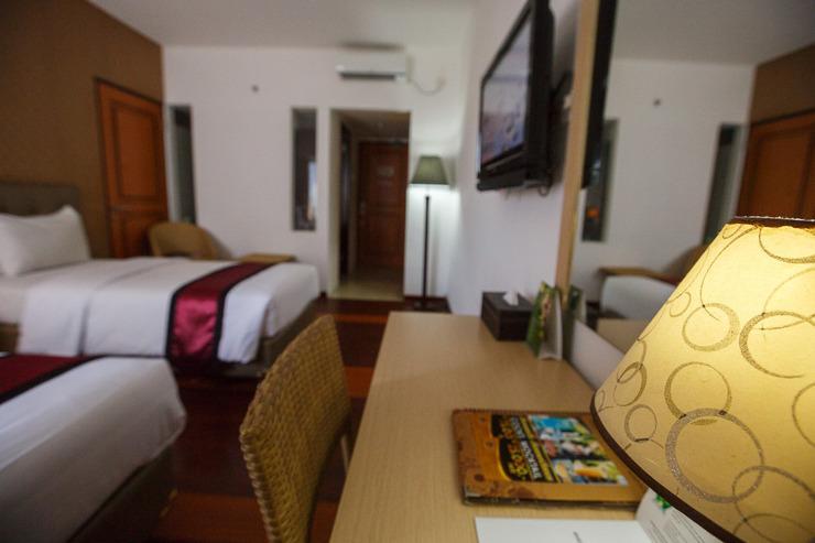 Hotel Arjuna Yogyakarta - DELUXE TWIN