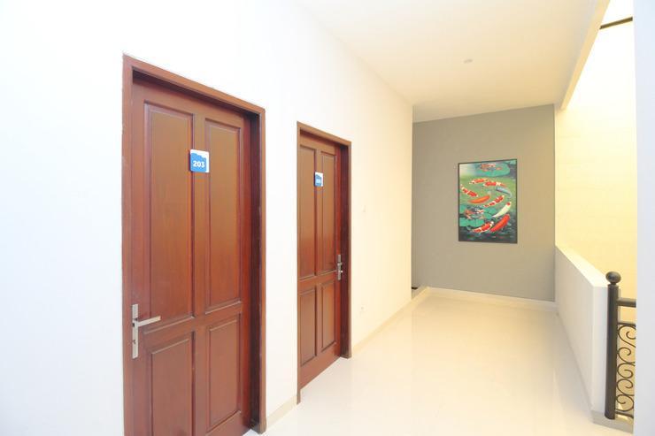 Airy Eco Syariah Gubeng Pucang Anom Lima 48 Surabaya Surabaya - corridor