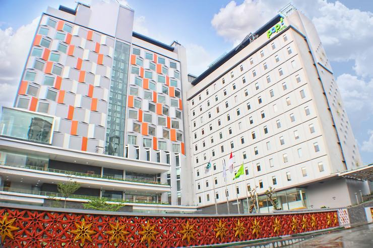 HARRIS Hotel & Conventions Solo Solo - Building