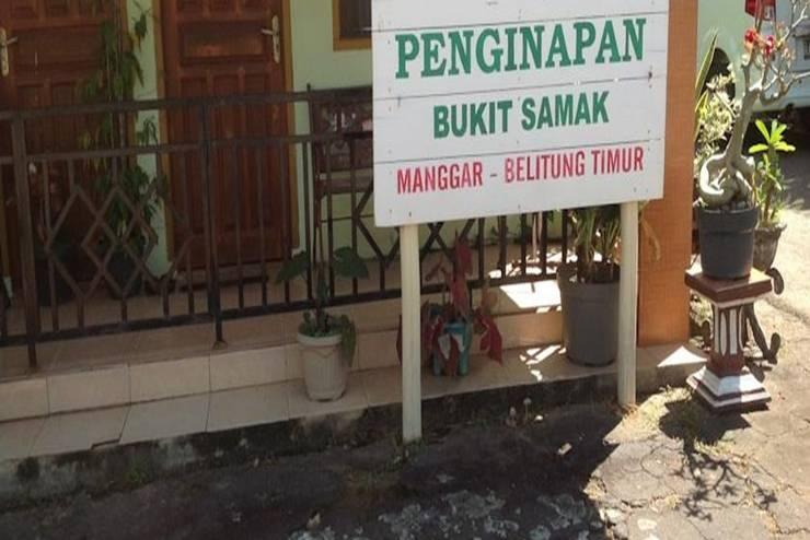 Penginapan Bukit Samak A1 Belitung Timur - Eksterior