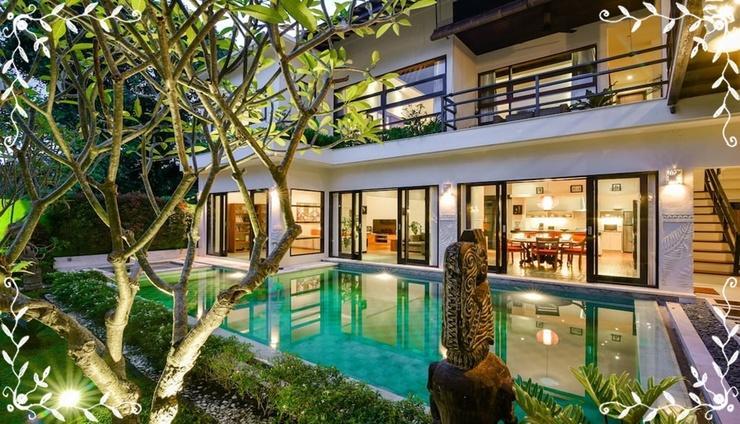 Villa Lotus Sea Bali - Facade