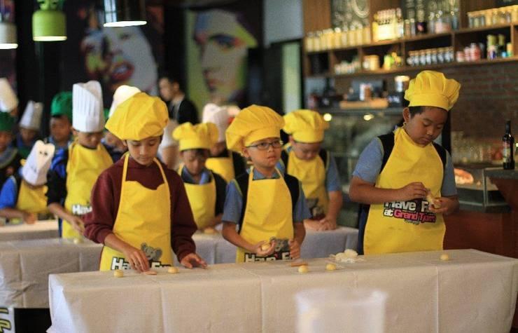 Grand Tjokro Bandung - Kids Creativity