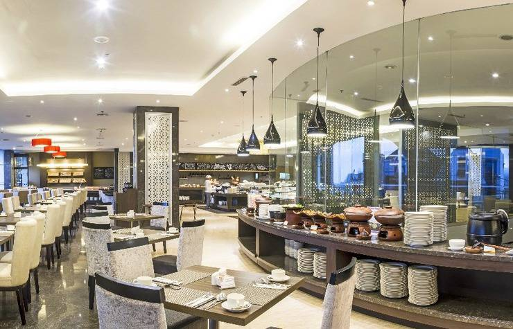 Grand Tjokro Bandung - Restaurant
