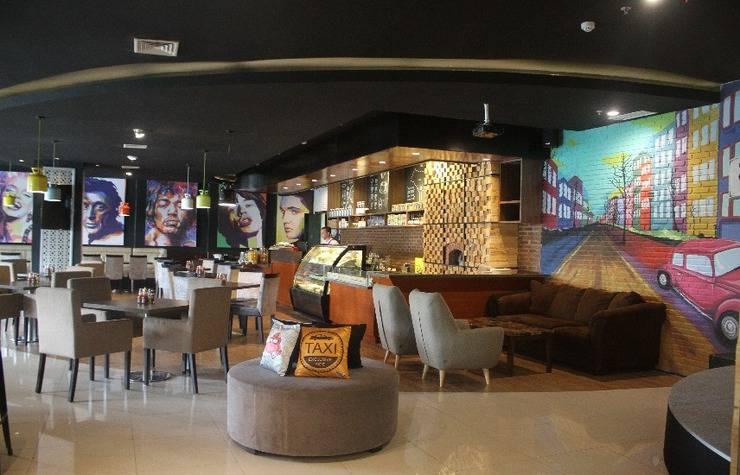 Grand Tjokro Bandung - Street Grill Cafe & Resto