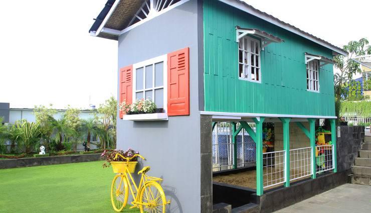 Grand Tjokro Bandung - Taman Bermain Anak
