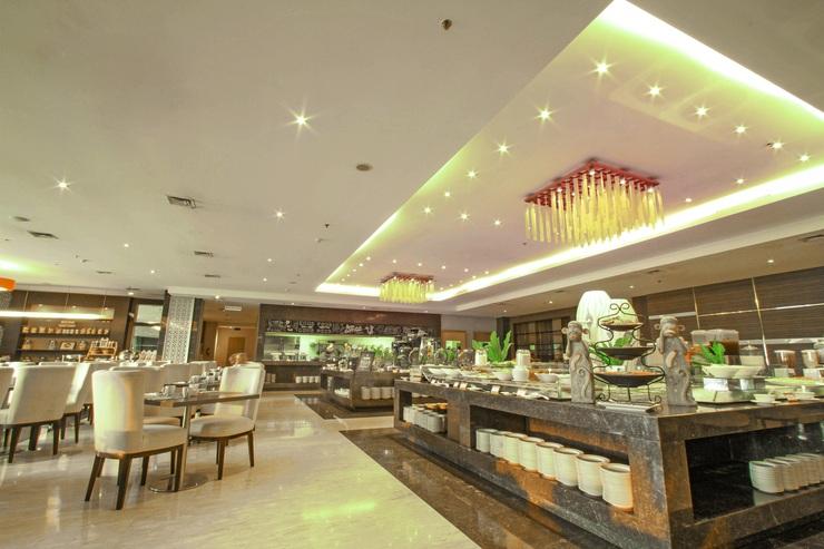 Grand Tjokro Bandung - Restoran