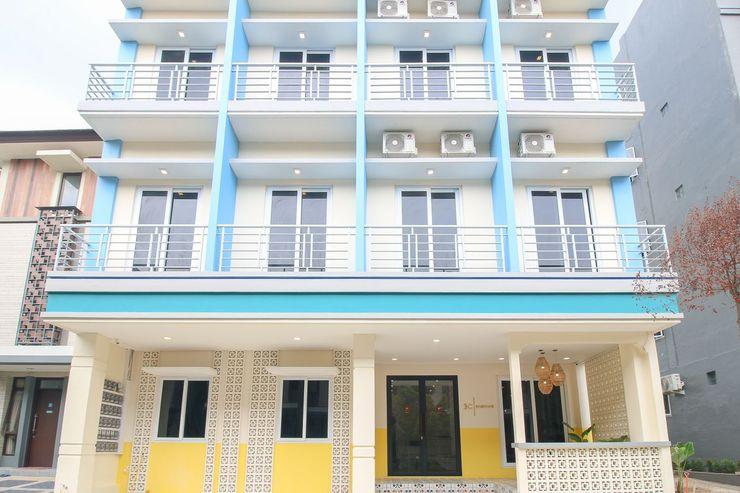 3C Residence Tangerang - Facade