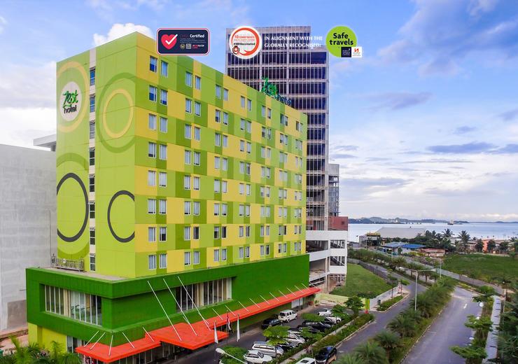 Zest Hotel Batam - Bangunan
