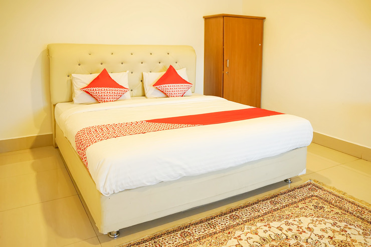 OYO 733 Mina Homestay Bukittinggi - Bedroom