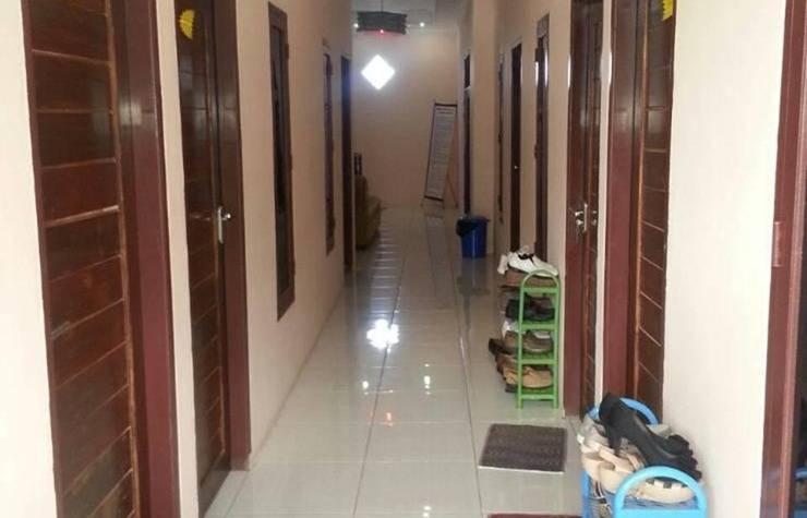 House DD Balikpapan - Koridor