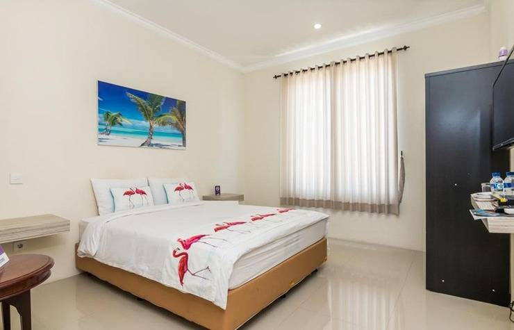 Alya Guest House Managed by Tinggal Bali - Kamar tidur