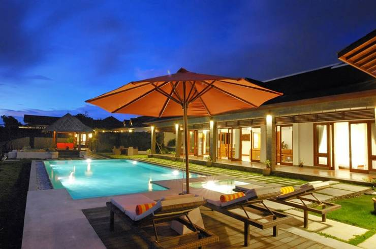 Villa Griya Aditi Bali - Kolam Renang