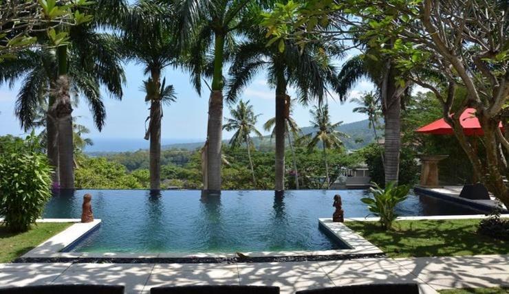 Villa Tiara Lombok - Pool