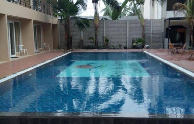 Harga Hotel Tinggal Standard Raya Carita Banten (Pandeglang)