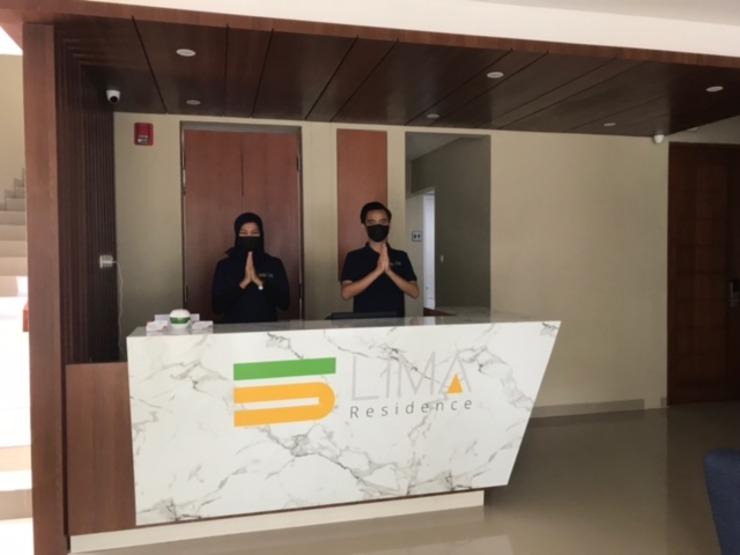 Lima Residence Tebet Manage By EHM Jakarta - lobby