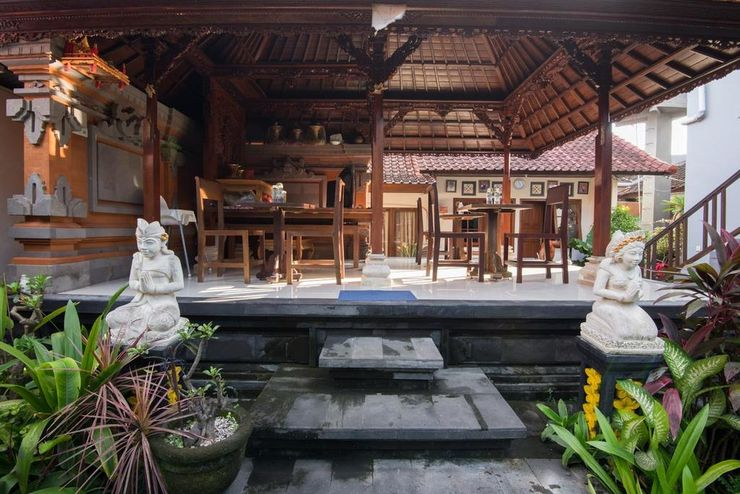 Radha Homestay Bali - exterior