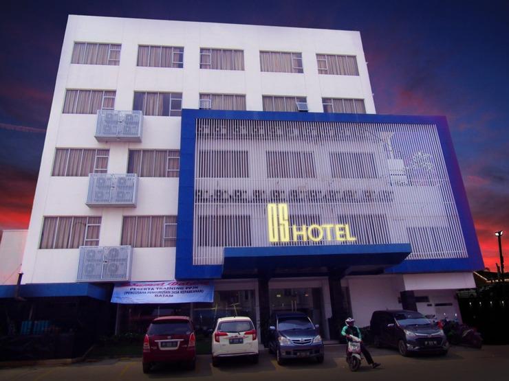 OS Hotel Airport Batam (FKA Sky Inn Express Hotel) Batam - View