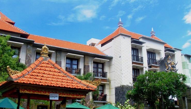La Walon Hotel Bali - Tampilan