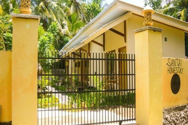 Santai Homestay Lombok - Exterior
