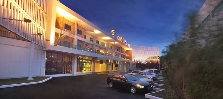 Cabin Hotel Jakarta - Featured Image
