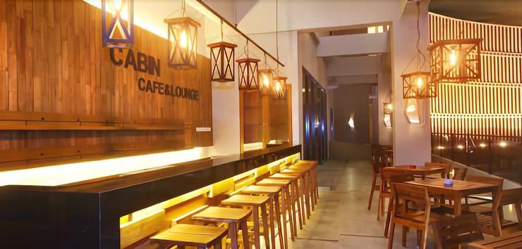 Cabin Hotel Jakarta - Cafe