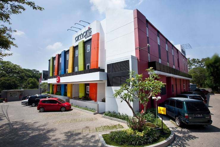 Amaris Hotel Cimanuk Bandung - Hotel Building