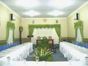BJ. Perdana Pasuruan - Ruang pertemuan Graha Pandawa