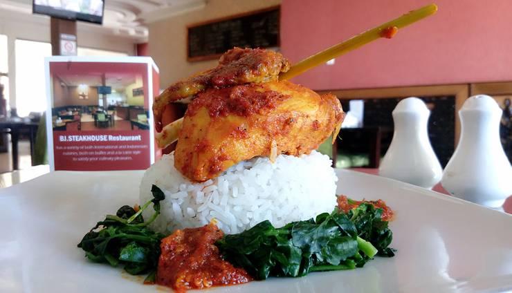 BJ. Perdana Pasuruan - Ayam Betutu