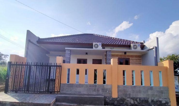 Villa Griya MHS Malang - Exterior