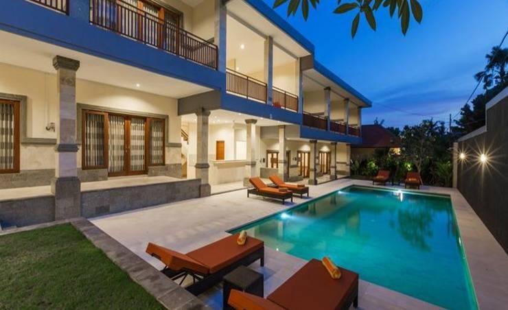 Alamat Kubu Petitenget Seminyak - Bali
