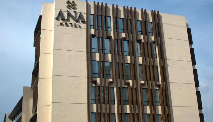 Ana Hotel Jakarta Thamrin Jakarta - Hotel