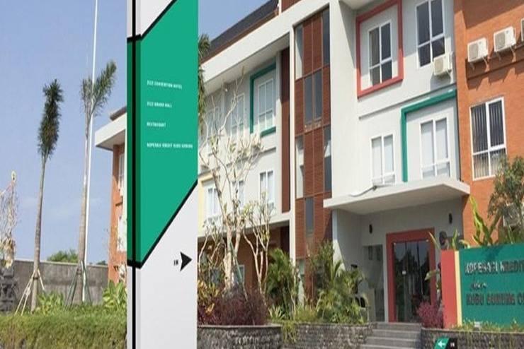 Zizz Convention Hotel Bali - Eksterior
