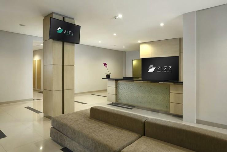 Zizz Convention Hotel Bali - interior