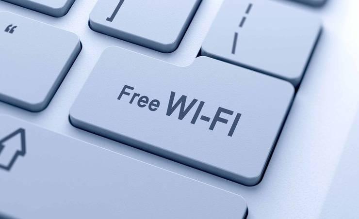 RedDoorz @Kerobokan Canggu Bali - Akses WiFi