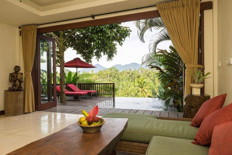 Adiwana Dara Ayu Villas Bali - Interior
