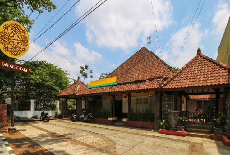 Kawi Guesthouse Malang - Exterior