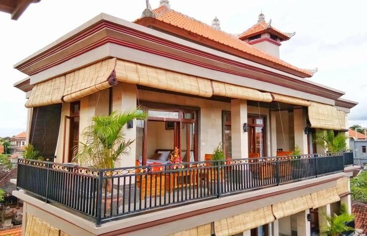 Umah Anila Bali - Eksterior