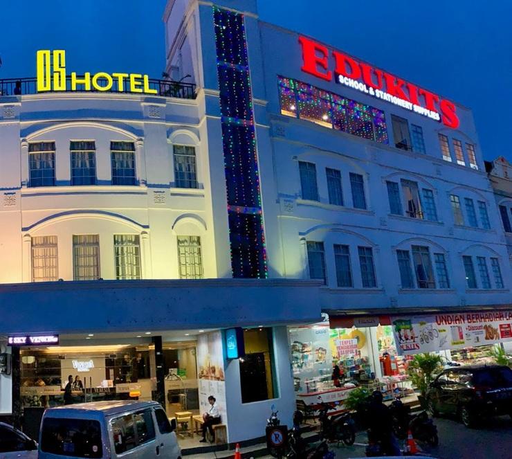 Venesia Hotel  Batam - Exterior Building