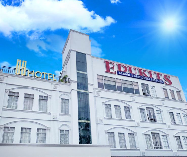 Venesia Hotel  Batam - Bangunan Hotel