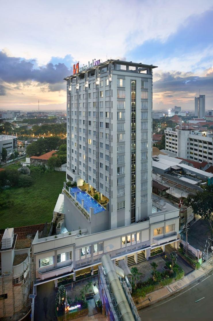 Swiss-Belinn Tunjungan Surabaya - Exterior