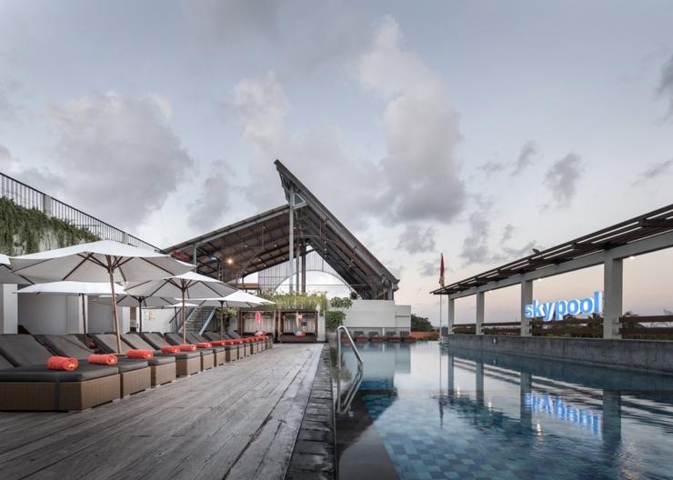 The One Legian Bali - Sky Pool