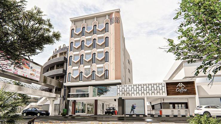 Hotel 88 Alun Alun Bandung - Appearance