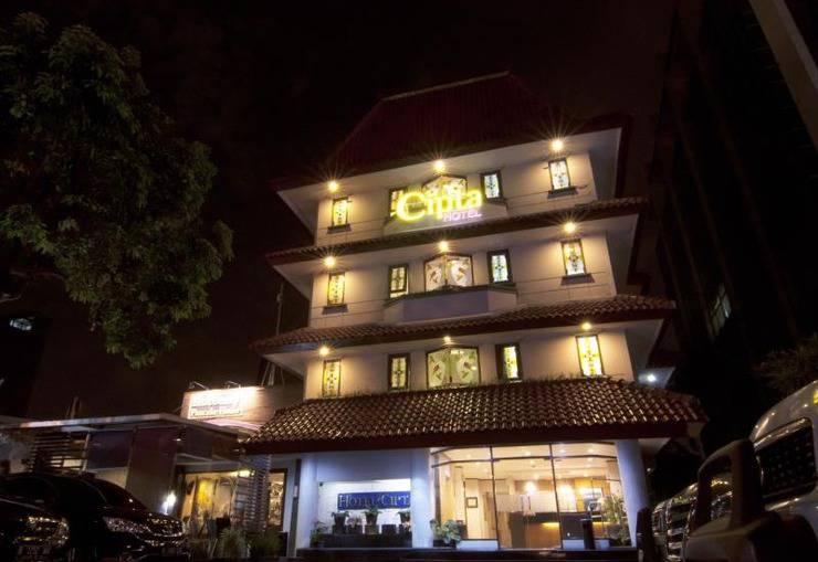 Alamat Cipta Hotel Wahid Hasyim - Jakarta
