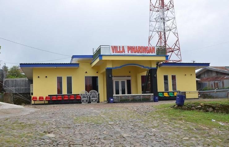 Villa Pinaringan Magetan - Eksterior