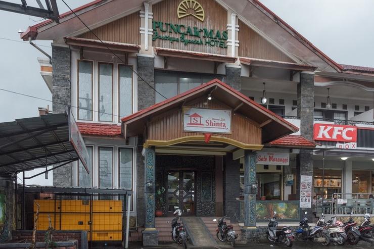 RedDoorz Syariah @ Cipanas Puncak - Bangunan Properti