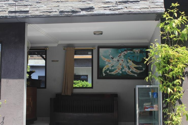 Hotel Diana 1 Bali - Reception